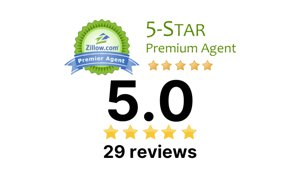 Client reviews in Zillow for sold homes in San Luis Obispo County