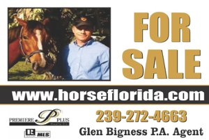 Florida horse property for sale.