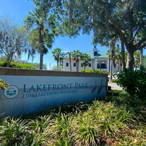 Lakefront Park in Saint Cloud Florida