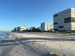 Clearwater Beach FL beachfront condominiums for sale