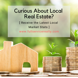 Curious about local real estate market?