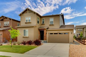 11559 Jimenez St. In Heirloom of Parker, CO