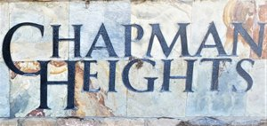 Chapman Heights in Yucaipa, California