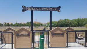 Fairway Canyon's Nicklaus Paw Park