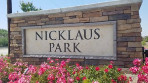 Nicklaus Park in Fairway Canyon