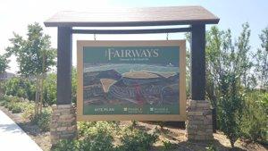 The Fairways Site Plan