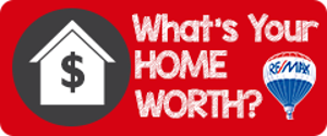 What's My Home Worth Button?