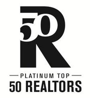 Platinum Top 50 Realtors
