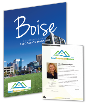 Boise relocation information guide