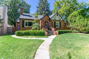 Boise historic homes