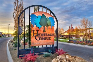 Heritage Grove Active 55+ in Meridian Idaho