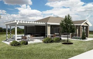 Heritage Grove 55+ Meridian Clubhouse