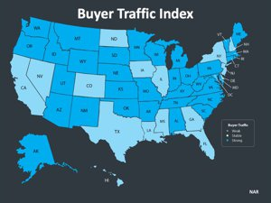 Buyer Traffic Index