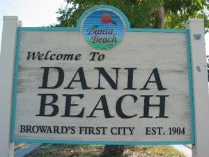 City of Dania