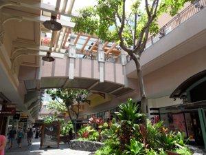 HIgh-End Hawaii shopping Ala Moana Center