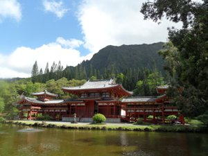 Hawaii Military R&R Valley of the Temples