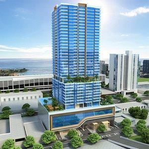 Hawaii Ocean Plaza