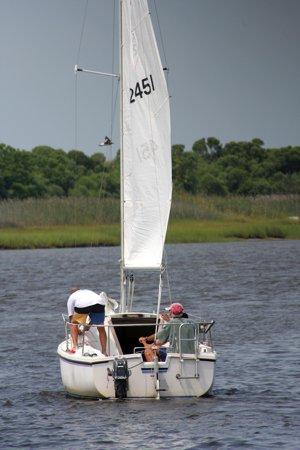 Lake Norman Sail Boat