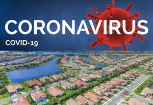 real estate market coronavirus