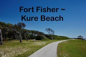 Fort Fisher Kure Beach NC