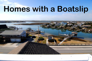 homes with boatslip