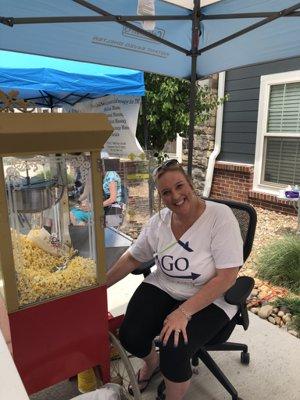 Popcorn Kathy