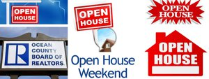 Ocean County Open House Weekend
