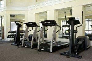 Grande Dunes Fitness Room
