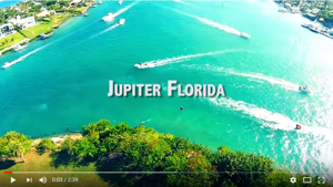 Jupiter Florida Drone YouTube