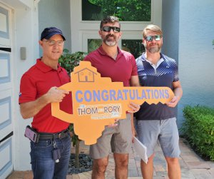 Thom and Rory Team Reviews Jupiter FL Homes