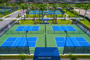 Valencia at Riverland Port St Lucie FL Sports and Racket Club