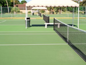 Garden Lakes Tennis Courts