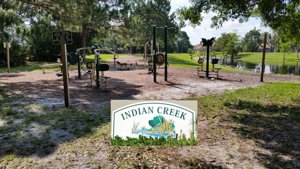Indian Creek Park Exercise Equipment