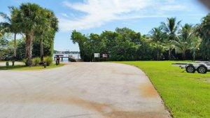Eagles Nest Private Boat Dock Jupiter Florida