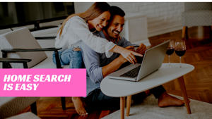 The home search is the fun, easy part