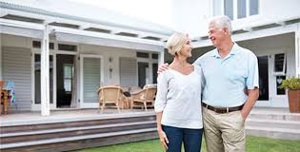 Retired and buying a home