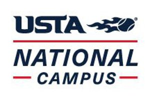 USTA National Campus Logo