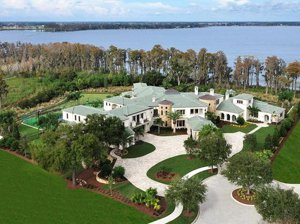 Affluent Homes in Orlando