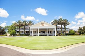 The Clubhouse at the Lake Nona Golf & Country Club