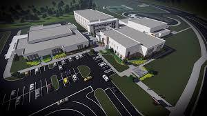 New Middle School in Storey Park