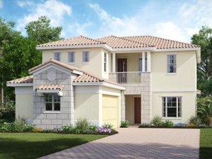 Jones Homes Single Family Home Models in Eagle Creek