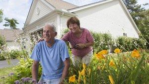 Retirees in Orlando