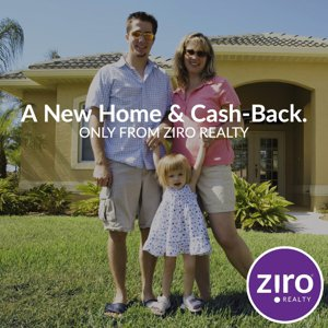 Ziro Realty gives you cash back at closing when you buy a home
