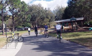 West Orange Trail in Apopka