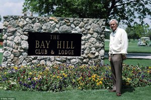 Arnold Palmer's Bay Hill Neighborhood