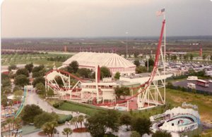 Old Circus World Amusement Park in Davenport Florida