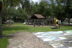 Azalea Park Playground Area
