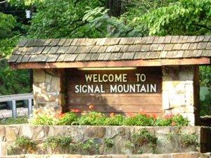 Signal Mtn Sign