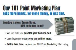 TJ Francisco Selling 101 Marketing Plan