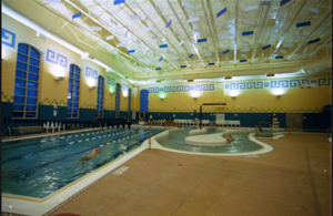 Macomb Twp MI Real Estate Community Pool